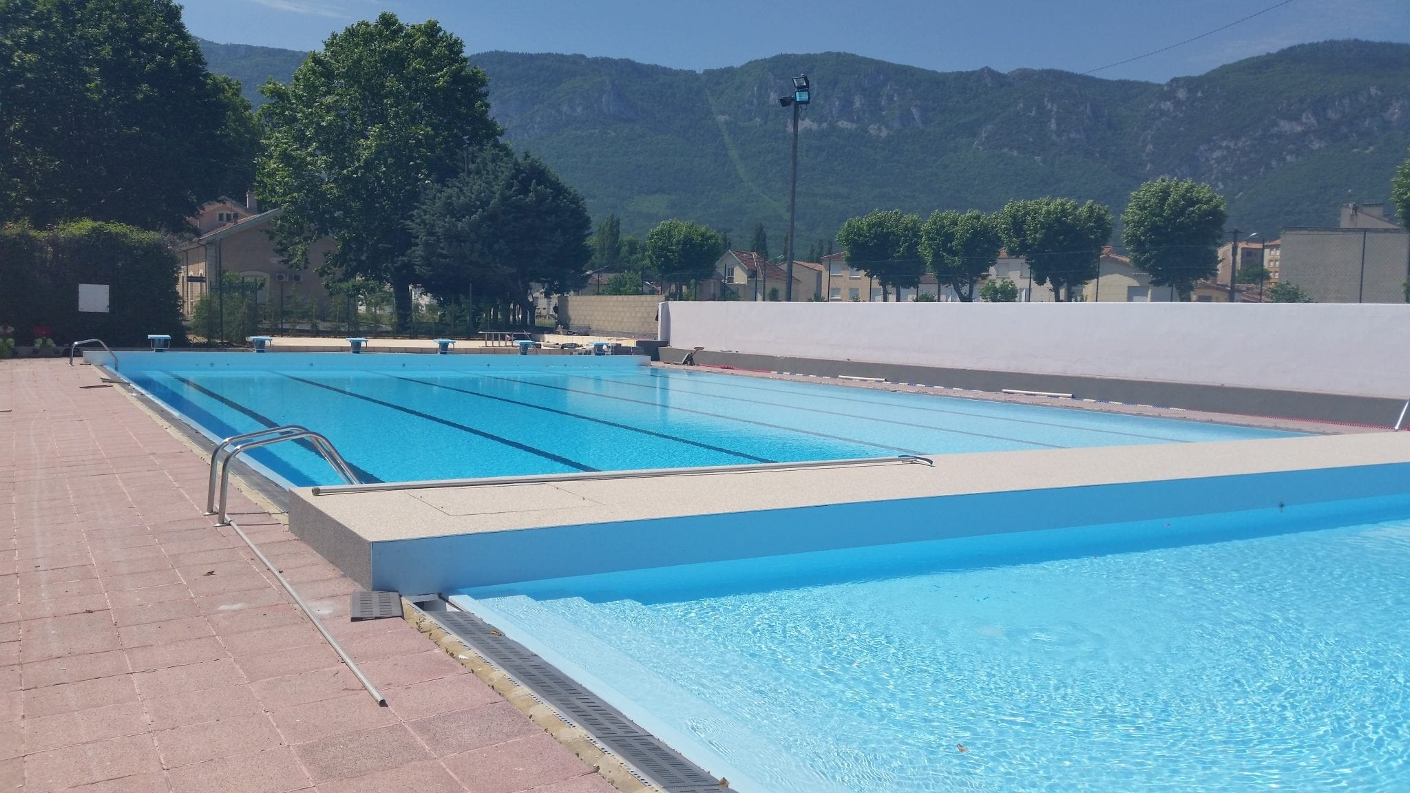 Renovation piscine public narbonne 10 btv piscine for Piscine narbonne