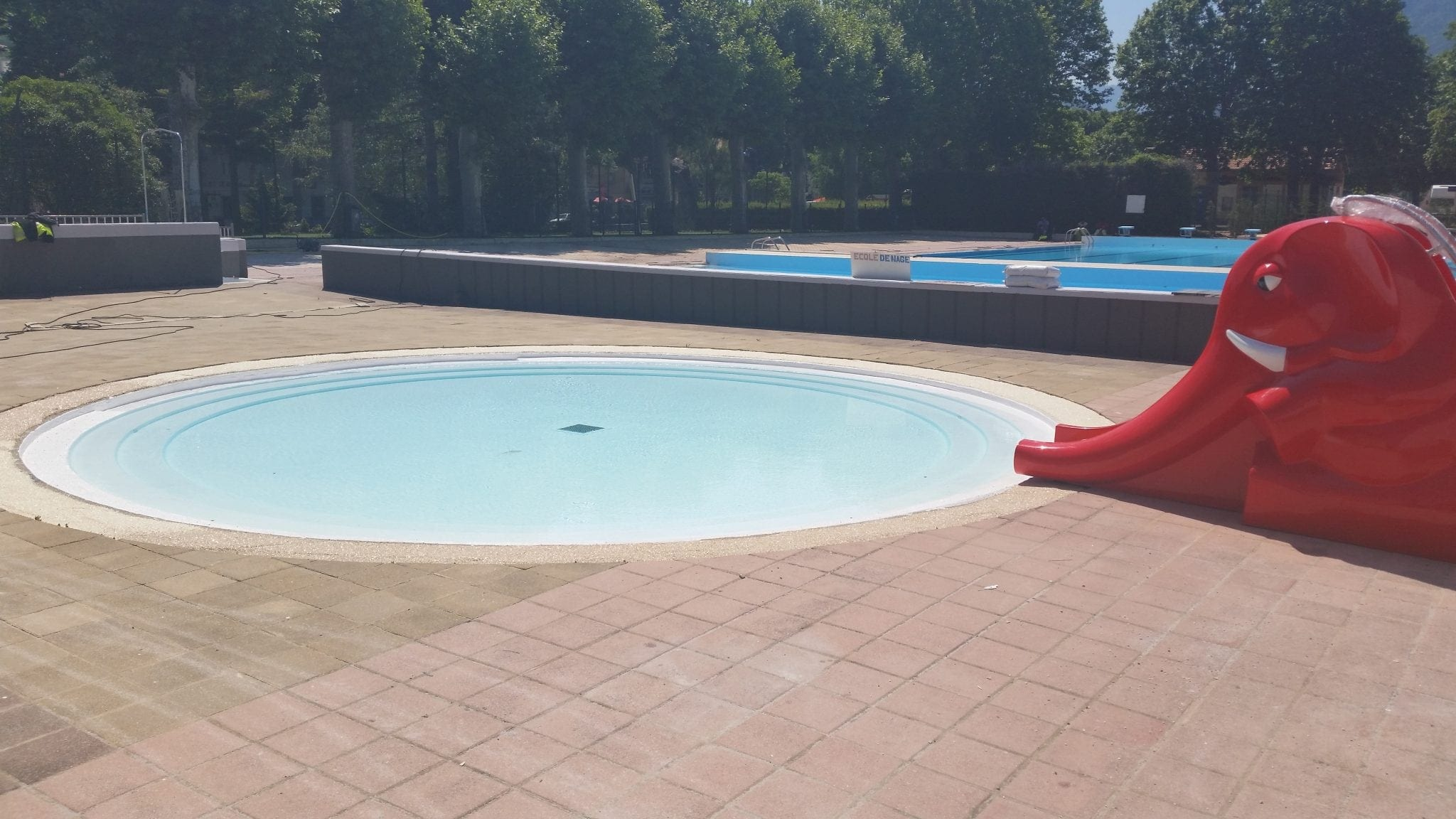 Renovation piscine public narbonne 8 btv piscine for Piscine narbonne