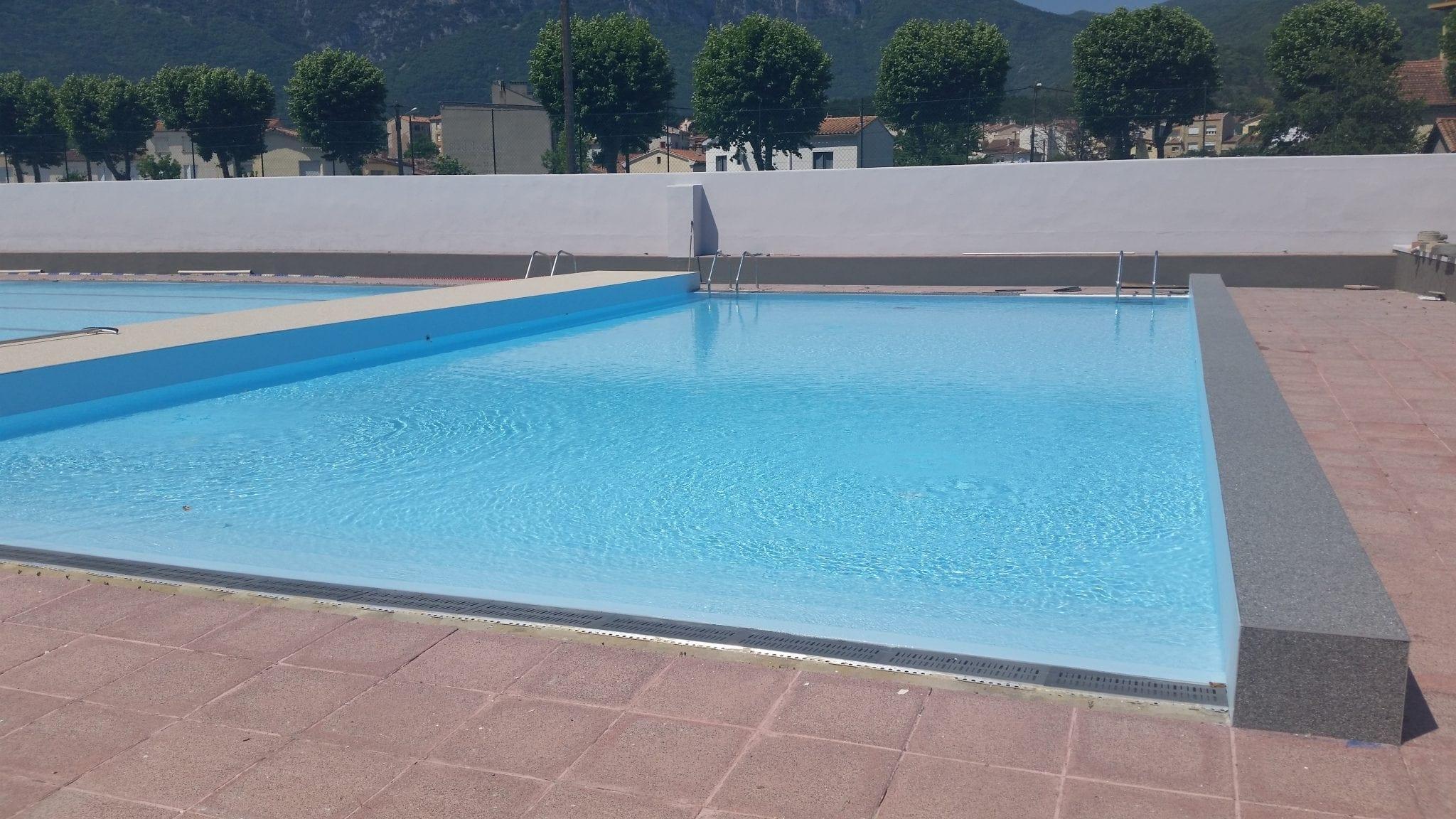 Renovation piscine public narbonne 9 btv piscine for Renovation piscine