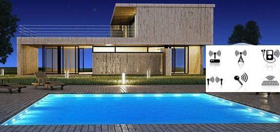 Installation d'un système de domotique pour piscine à Narbonne réalisée par Btv, spécialiste de la rénovation de piscine à Narbonne (11)