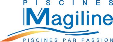 logo de Magiline piscine, constructeur de piscine à Narbonne, pour un devis construction ou rénovation de piscine contactez nous?