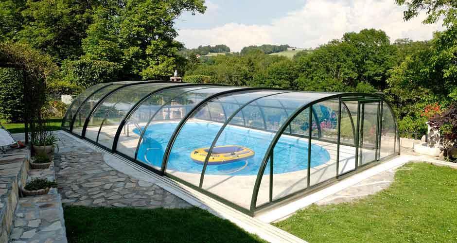Création d'un abris de piscine par BTV-piscine à Narbonne