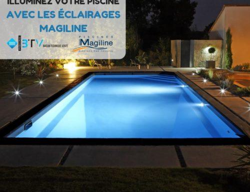 Vous souhaitez illuminer votre piscine?