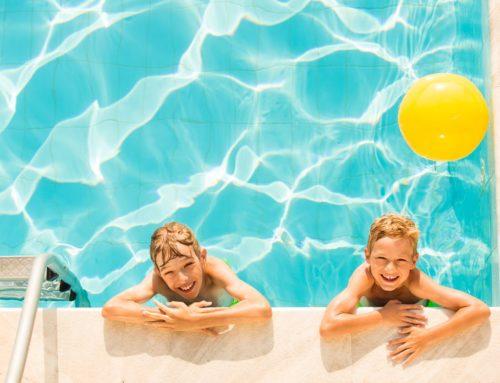 Le chlore est-il dangereux pour les enfants dans une piscine ?